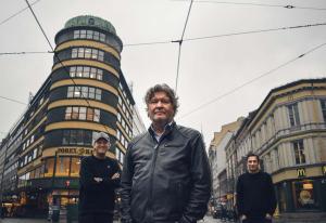Kjendis-regissør til The Oslo Company | Kampanje