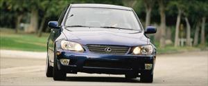 2001 Lexus IS 300 One Year Test Review Verdict - Motor Trend