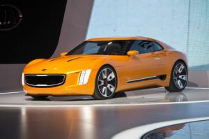 Kia GT4 Stinger Concept First Look - Motor Trend