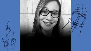 Julia Mendonça Merces, 18, foi morta dentro da casa onde morava com o filho. O suspeito, que é ex-namorado e pai do filho dela, foi preso