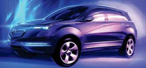 2007 Acura MDX - Future Vehicle First Look - Motor Trend