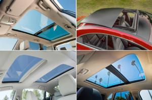 Mercedes-Benz C-Class - Panoramic Sunroofs for Less than $50,000