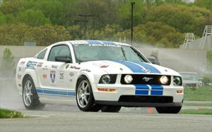 2006 Ford Mustang GT -- Phil Munschauer and Russ Vester - One Lap of America 2009 - Motor Trend