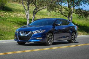 2016 Nissan Maxima - First Drive Review - Motor Trend