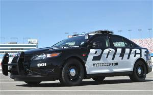 Cop Car Wars Heat Up - Ford Police Interceptor vs Carbon Motors E7 vs Chevy Caprice Patrol vs Dodge Charger - Motor Trend