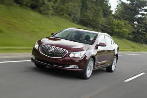 2014 Buick LaCrosse V-6 First Test - Motor Trend