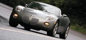 2006 Pontiac Solstice - First Drive & Road Test Review - Motor Trend