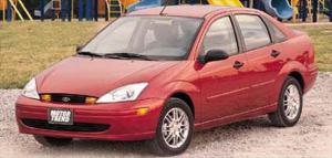 2000 Ford Focus - Road Test - Motor Trend