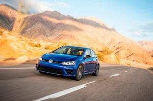 2015 Volkswagen Golf R First Test - Motor Trend