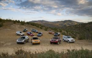 2008 Sport/Utility of the Year - The Facts - Sport/Utility of the Year - Motor Trend