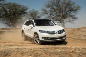 2016 Lincoln MKX AWD First Test