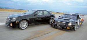 Cadillac CTS-v R vs. Cadillac CTS-v - Full-size Sedan Road Test & Review - Motor Trend