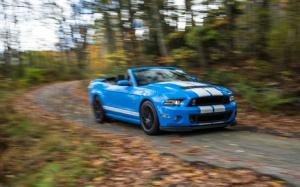 Mohawk Trail in a 2013 Ford Shelby GT500 Epic Drive - Motor Trend