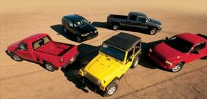 Truck & SUV Comparisons: Price, Handling & Specifications - Truck Trend