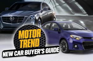 2014-2015 New Cars: The Ultimate Buyer's Guide - Motor Trend