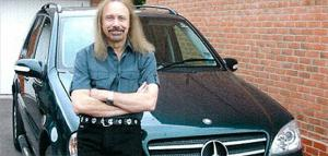 Judas Priest Bassist Ian Hill - Celebrity Drive - Motor Trend