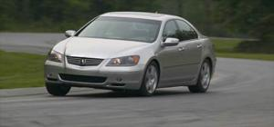 2005 AcuraRL - Review - Motor Trend