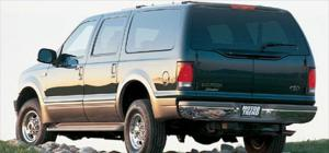 2000 Ford Excursion Limited - Stats - Motor Trend