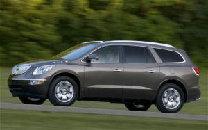2011 Buick Enclave CXL AWD First Test - Motor Trend