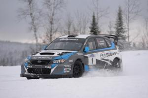 First Slide: 2014 Subaru WRX STI Rally America Race Car - Motor Trend