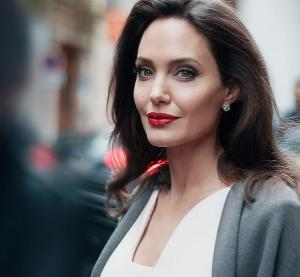 A atriz norte-americana abriu o coração sobre os seis filho, quatro anos depois de se ter divorciado do ator Brad Pitt