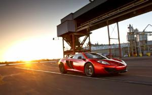 2012 McLaren MP4-12C First Test - Motor Trend