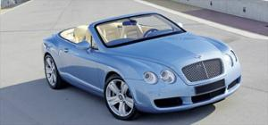 2007 Bentley Continental GTC - First Drive & Review - Motor Trend