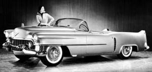 Archive: 1953 Cadillac Le Mans - Motor Trend