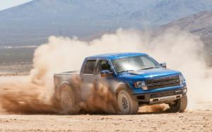 2012 Ford F-150 SVT Raptor SuperCrew First Test - Motor Trend