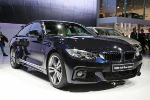 2015 BMW 4 Series Gran Coupe First Look - Motor Trend