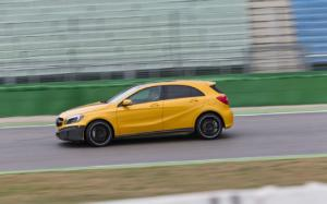 Mercedes-Benz A45 AMG First Ride - Motor Trend