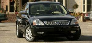 Review - 2005 Ford Five Hundred - IntelliChoice
