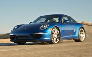 2013 Motor Trend Car of the Year Contender: Porsche 911