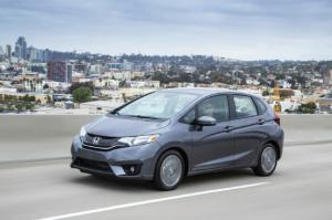 2015 Honda Fit Second Drive - Motor Trend