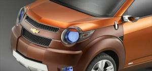 Chevrolet Trax, Groove, and Beat Concepts - 2007 New York Auto Show - Auto News - Motor Trend