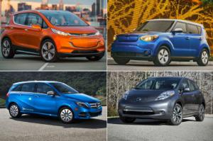 Volkswagen e-Golf - Electric Vehicles That Promise the Most Range