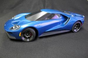 traxxas begins shipments of new ford gt rc model photo image gallery - Mighty Ford F 750 Tonka
