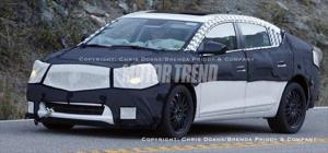 2010 Buick LaCrosse - Spied Vehicles - Motor Trend.