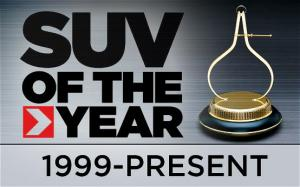 2002 GMC Envoy - SUV of the Year Winners