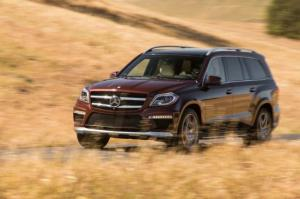 2013 Mercedes-Benz GL63 AMG First Test - Motor Trend