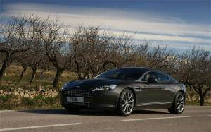 2011 Aston Martin Rapide First Drive - Motor Trend