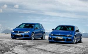 Volkswagen Golf R and Scirocco R Engine and DSG Transmission - Motor Trend