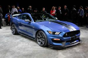 2015 Ford Shelby GT350 Production Run Limited to 100 Units
