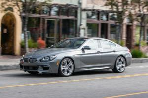 2013 BMW 650i Gran Coupe Arrival - Motor Trend