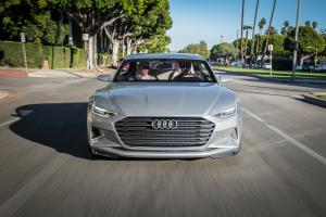 Audi Prologue Concept First Drive - Motor Trend