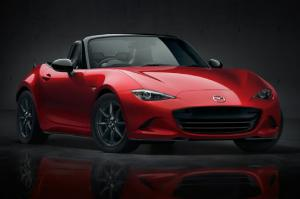 2016 Mazda MX-5 Miata First Look