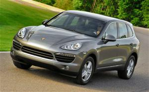 2011 Porsche Cayenne Base Model - First Drive - Motor Trend