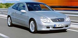 2002 Mercedes-Benz C230 Kompressor Sport Coupe - First Drive & Road Test Review - Motor Trend