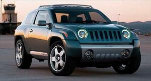 Motor Trend: Jeep Compass Concept