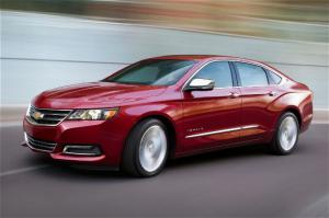 2014 Chevrolet Impala is Now Consumer Reports' Top-Rated Sedan